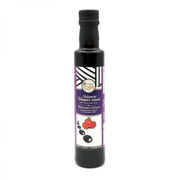 Balsamic Vinegar Sauce from Carobs