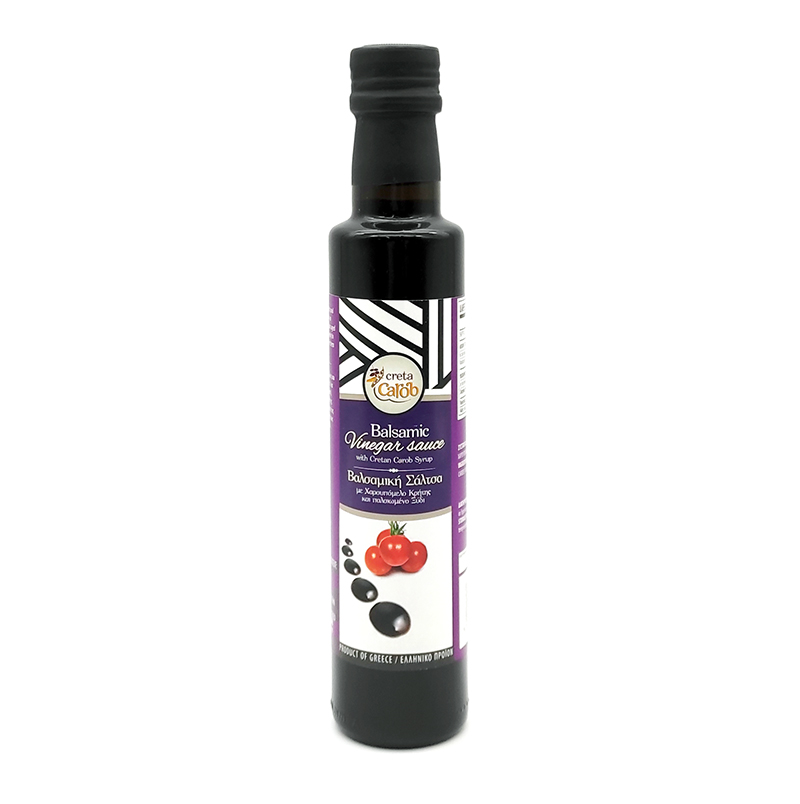 Balsamic Vinegar Sauce from Carobs