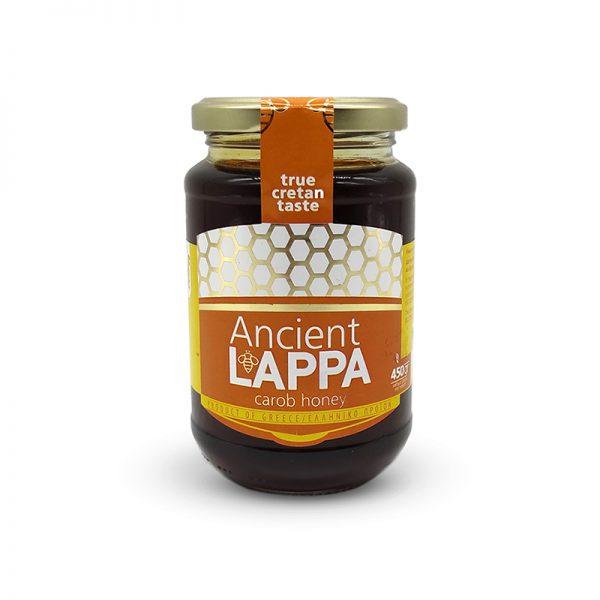 Cretan carob flower honey