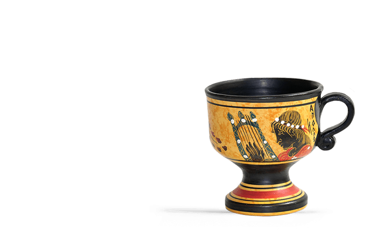 Ancient Greek Fair Cup