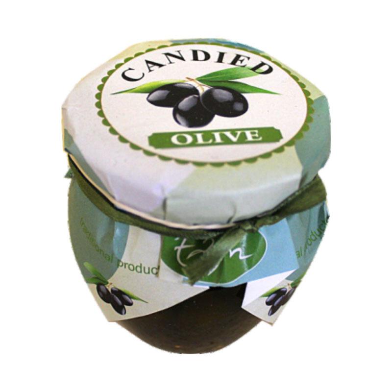 Candied Olives Cretan Sweet