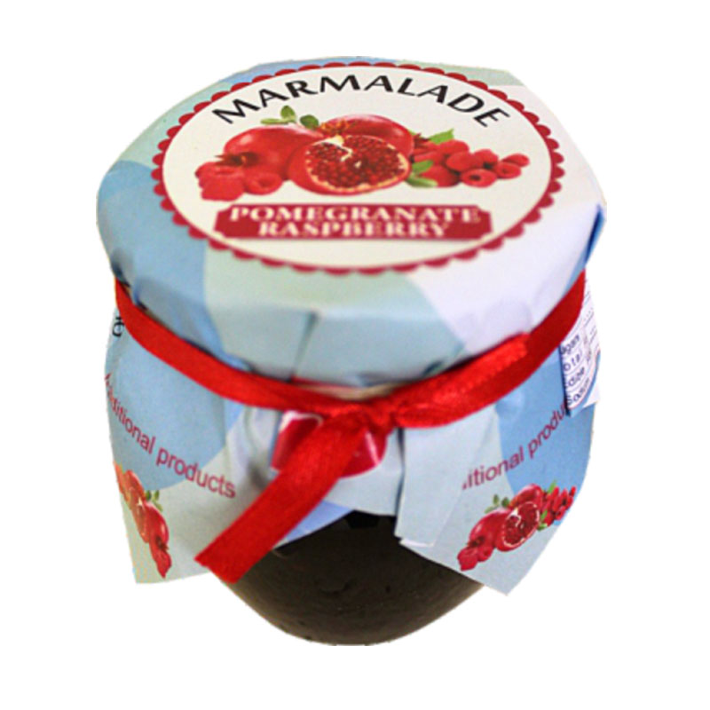 Pomegranate Raspberry Marmelade