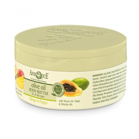 BODY BUTTER MANGO&PAPAYA