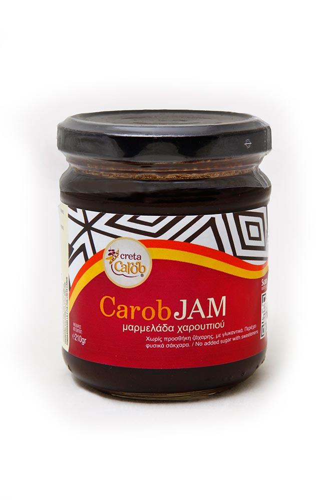 Carob Jam Crete